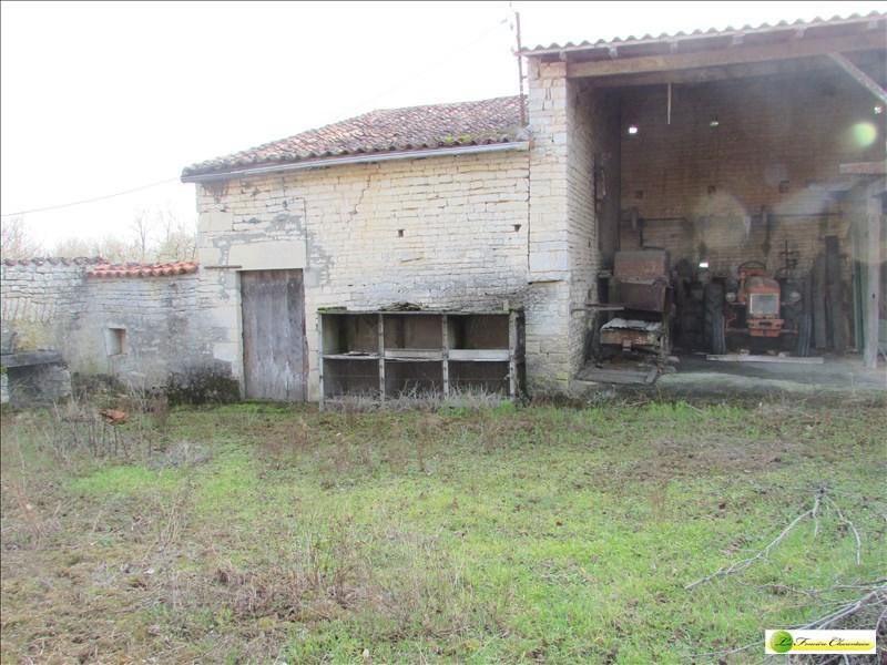 Vente maison / villa Aigre 49000€ - Photo 7