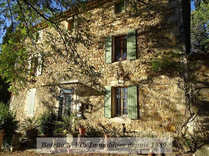 Immobile residenziali di prestigio casa Uzes 665000€ - Fotografia 7