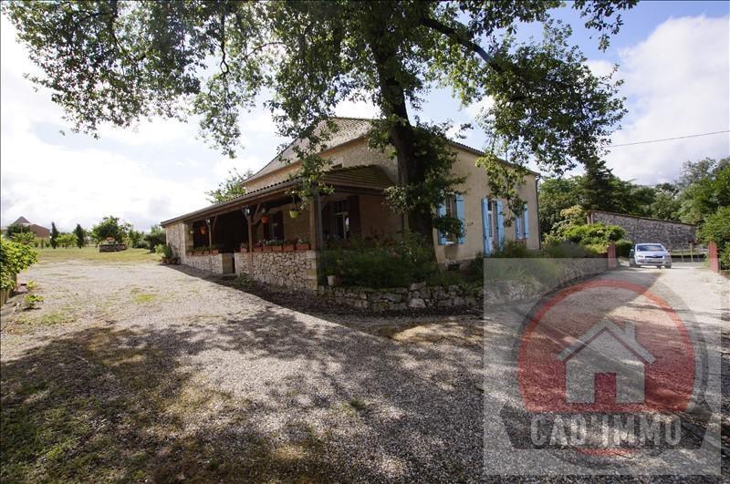 Sale house / villa Fonroque 276000€ - Picture 1