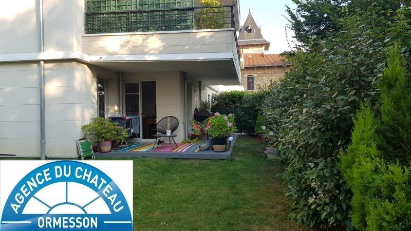 Vente appartement Le plessis trevise 268000€ - Photo 1