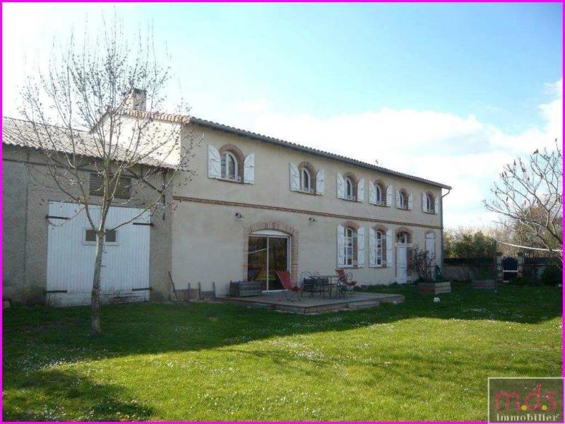 Vente de prestige maison / villa Pechbonnieu 811000€ - Photo 1