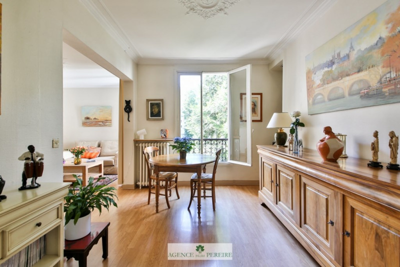 Vente appartement Paris 17ème 670000€ - Photo 6
