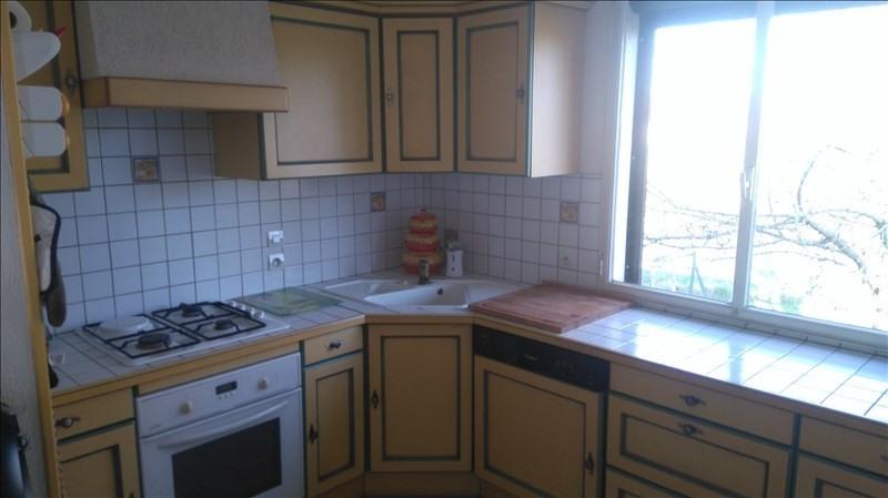 Vendita casa Villeneuve sur allier 135500€ - Fotografia 3