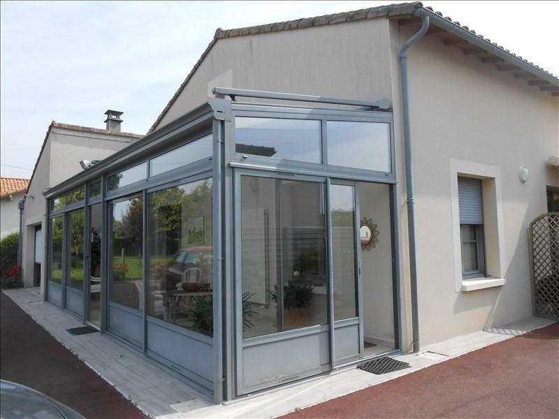 Vente maison / villa Magne 345000€ - Photo 1