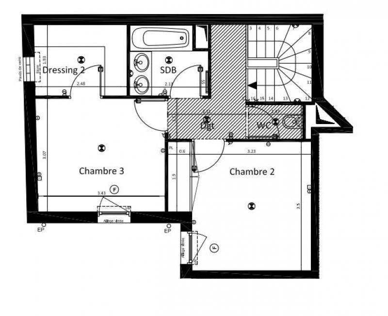 豪宅出售 住宅/别墅 Paris 13ème 1199000€ - 照片 7
