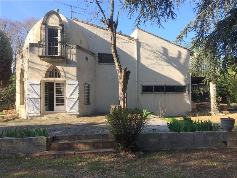 Vente de prestige maison / villa Lunel 630000€ - Photo 1