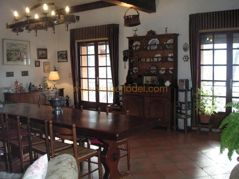 Life annuity house / villa Rougiers 225 000€ - Picture 6