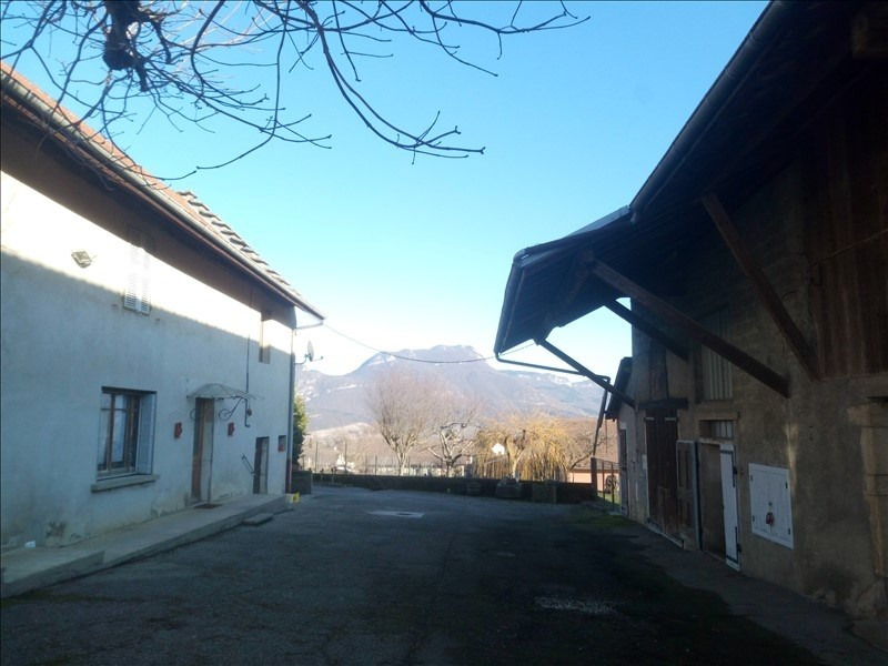 Vente maison / villa Yenne 265000€ - Photo 1