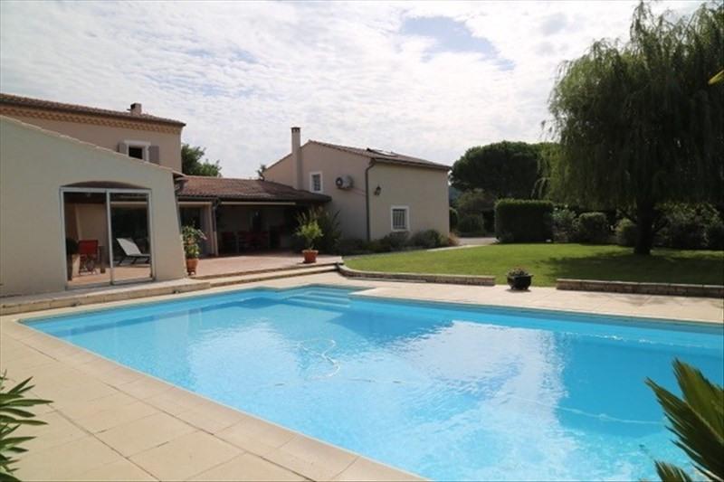 Sale house / villa Montelimar 479000€ - Picture 1