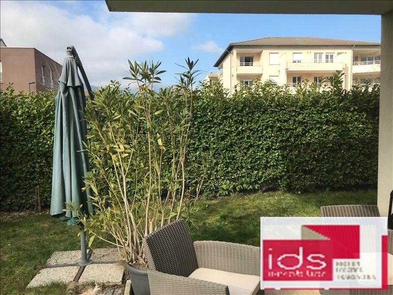 Verkoop  appartement Pontcharra 169000€ - Foto 4