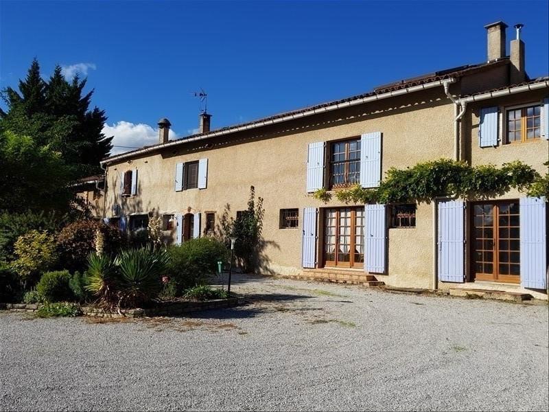 Vente maison / villa Puylaurens 425000€ - Photo 1