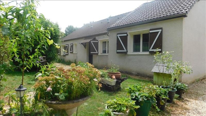 Sale house / villa Villeneuve sur yonne 115000€ - Picture 1