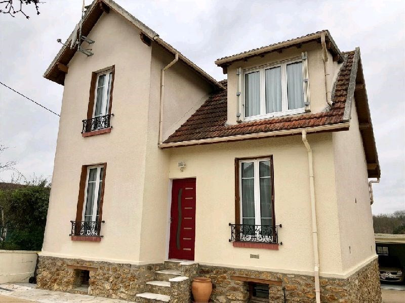 Sale house / villa Ste genevieve des bois 347500€ - Picture 1