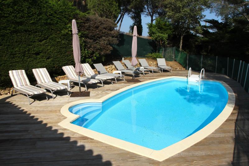 Location vacances maison / villa Cavalaire sur mer 1500€ - Photo 10