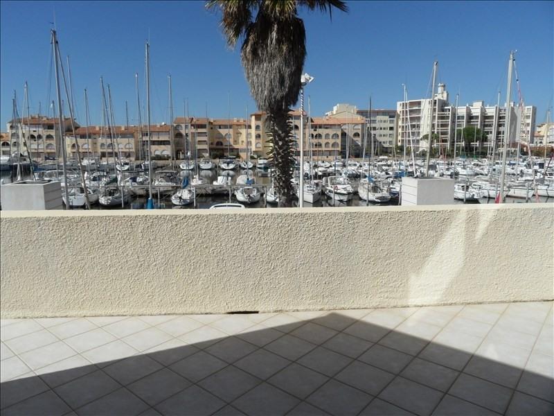 Vente appartement Port leucate 98000€ - Photo 1