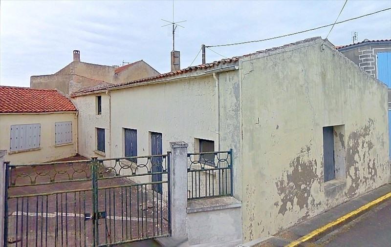 Vente maison / villa Le chateau d oleron 99900€ - Photo 1
