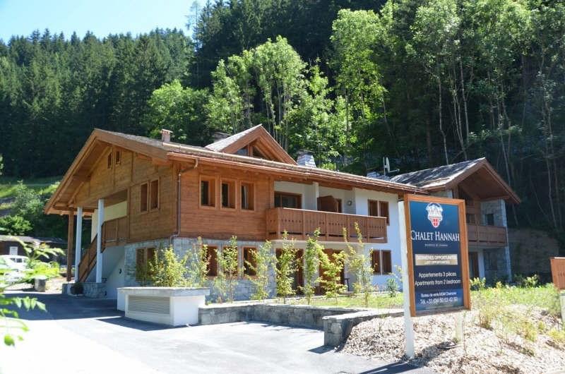 Verkoop van prestige  appartement Chamonix mont blanc 630000€ - Foto 1