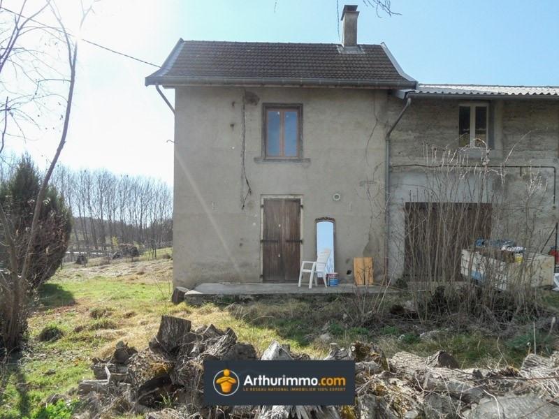 Sale house / villa Morestel 99000€ - Picture 3