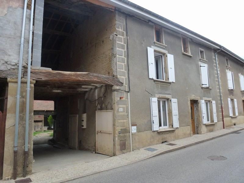Vente maison / villa Moras en valloire 192000€ - Photo 1