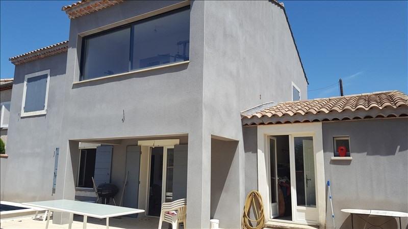 Vente maison / villa Les angles 449000€ - Photo 5