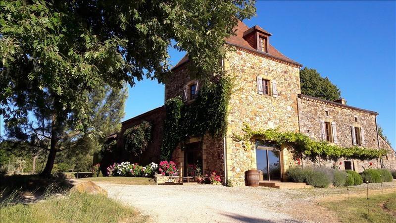 Vente de prestige maison / villa St amand de belves 698250€ - Photo 1