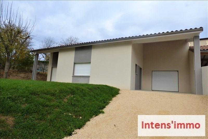Vente maison / villa Romans sur isere 332000€ - Photo 1