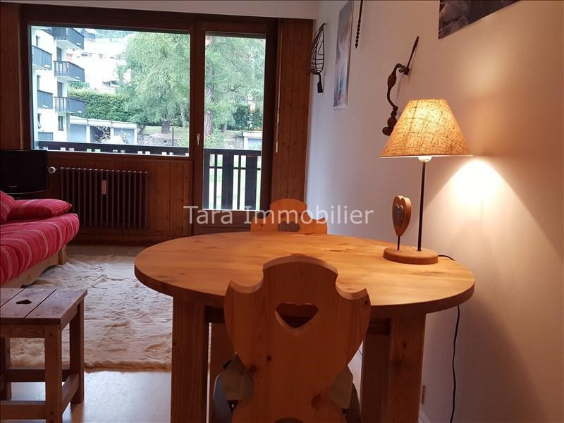 Sale apartment Chamonix mont blanc 168 000€ - Picture 1