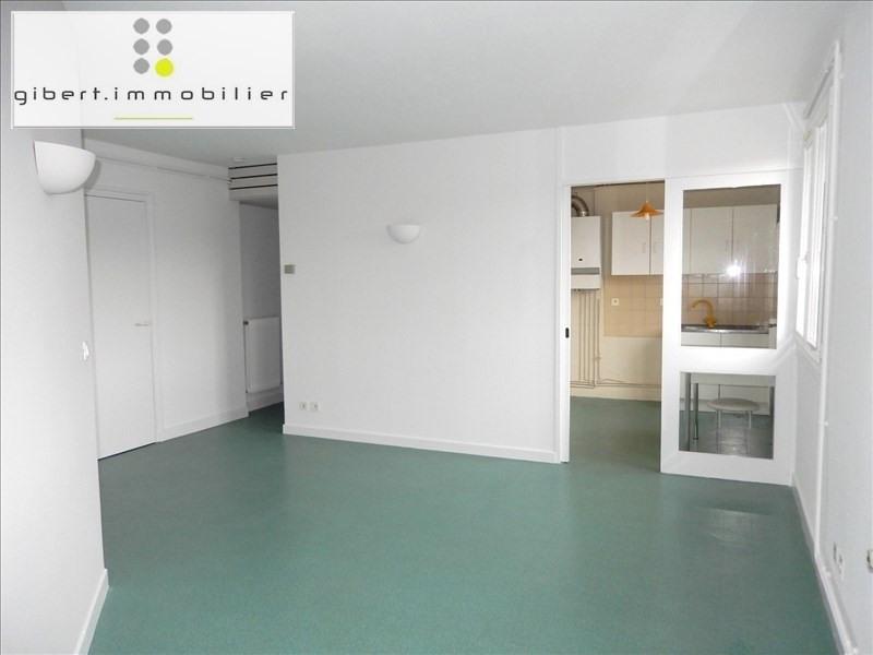Location appartement Le puy en velay 383,79€ CC - Photo 1