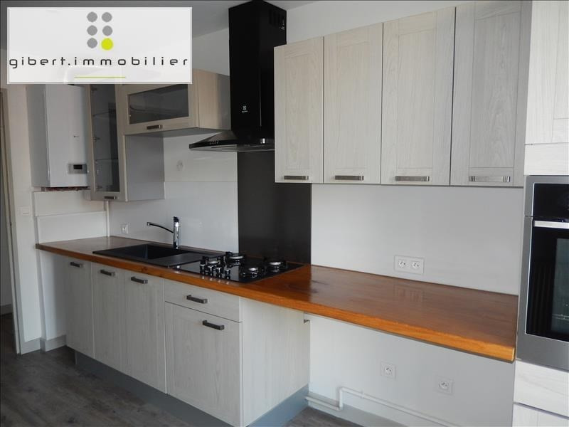 Rental apartment Le puy en velay 521,79€ CC - Picture 1