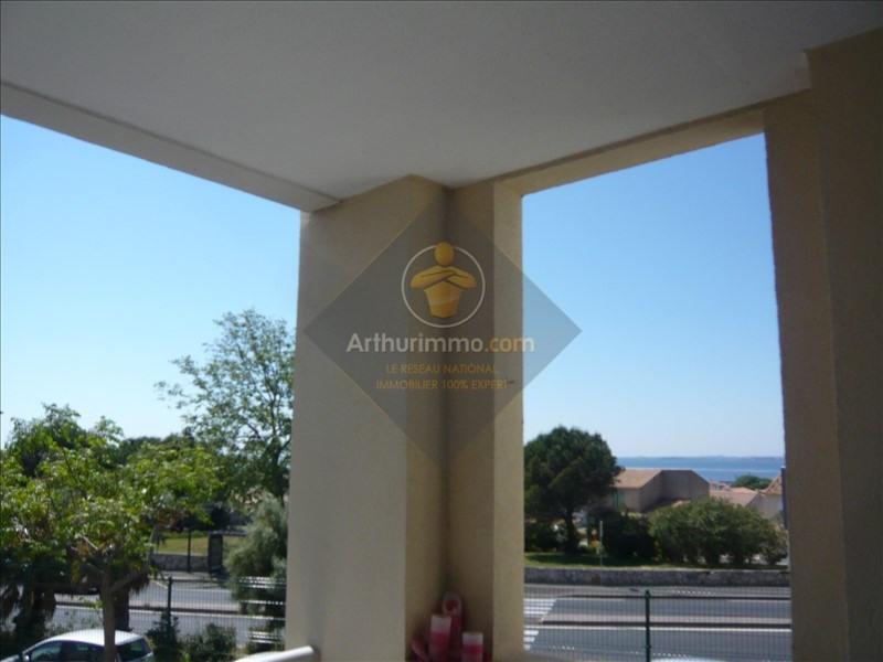 Vente appartement Sete 124000€ - Photo 1
