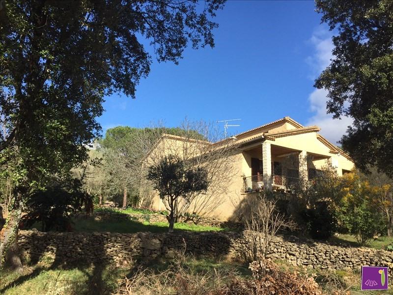 Vente maison / villa Goudargues 238000€ - Photo 1