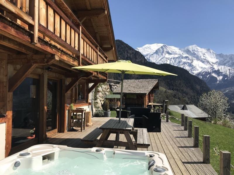 Deluxe sale house / villa Chamonix mont blanc 840000€ - Picture 2