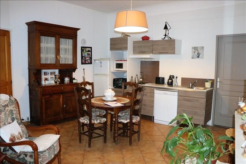 Rental apartment Le puy ste reparade 520€ CC - Picture 1