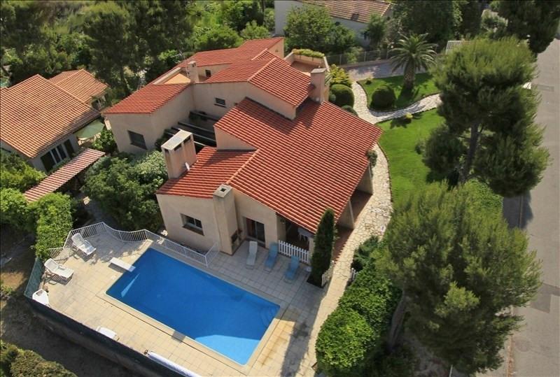 Vente de prestige maison / villa Aubagne 610000€ - Photo 1