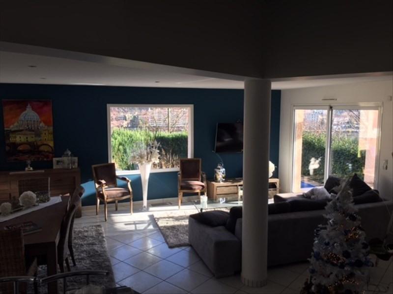Sale house / villa St cyr sur le rhone 380000€ - Picture 2