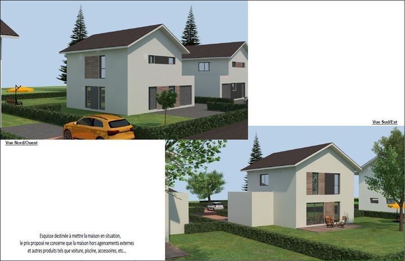 Vente maison / villa Thyez 376149€ - Photo 1