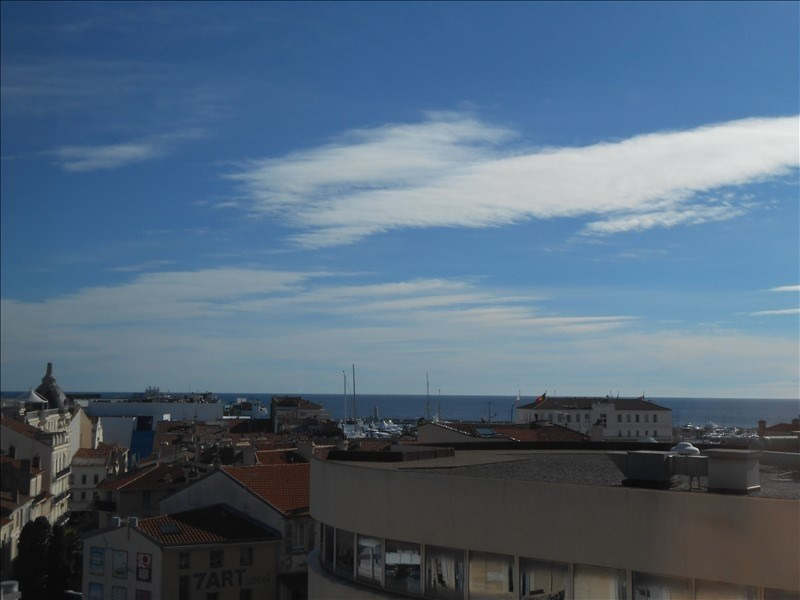 Vente appartement Cannes 475940€ - Photo 1