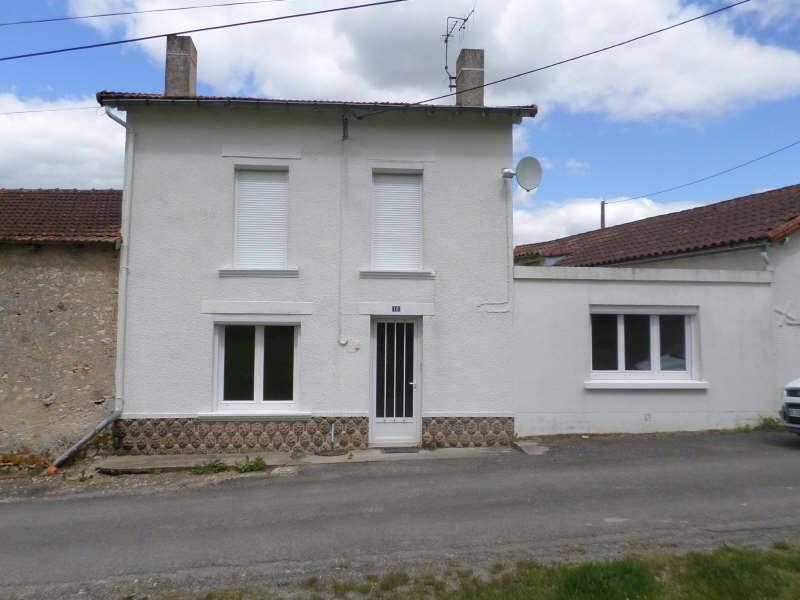 Location maison / villa Leignes sur fontaine 500€ CC - Photo 1