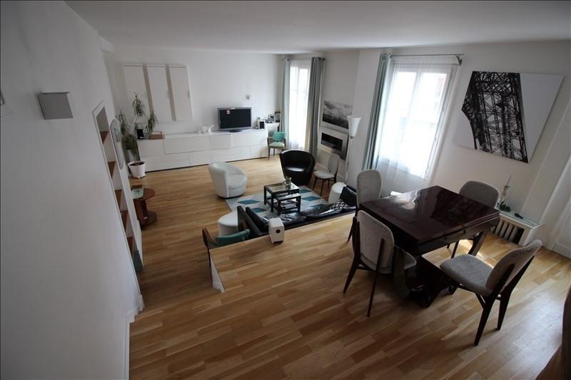 Sale apartment Boulogne billancourt 860000€ - Picture 2