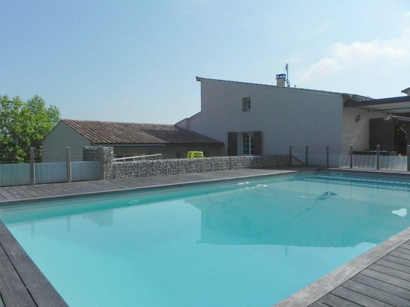 Proche agen - villa rénovée avec piscine et terrain