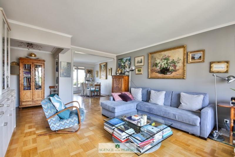 Vente de prestige appartement Paris 17ème 1397000€ - Photo 2