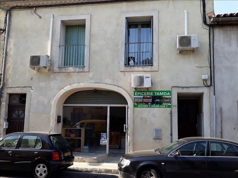 Produit d'investissement immeuble Lunel 180200€ - Photo 1