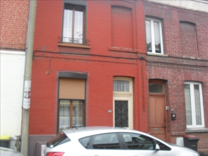 Sale house / villa Henin beaumont 81 500€ - Picture 1