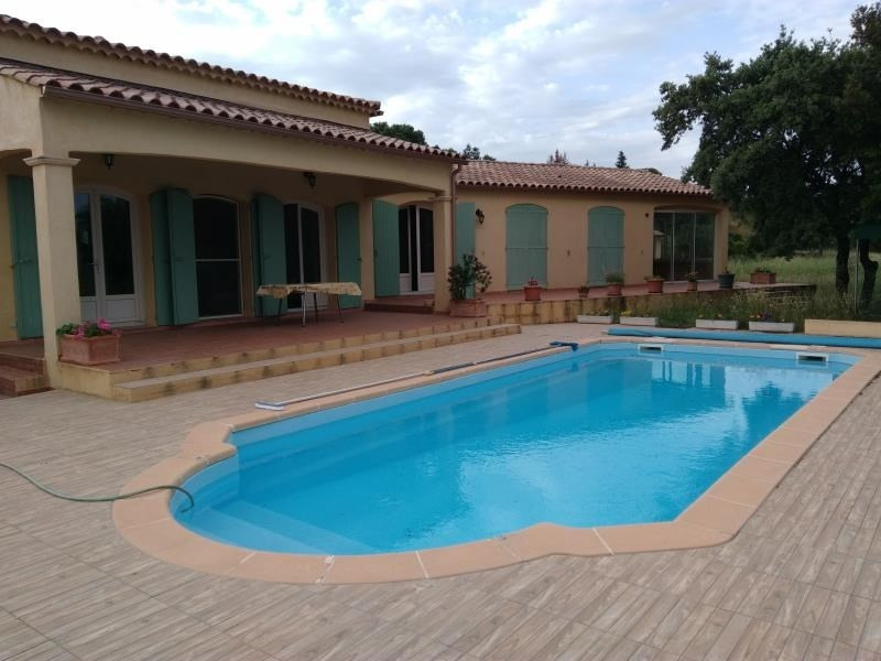 Sale house / villa Le luc 525 000€ - Picture 1