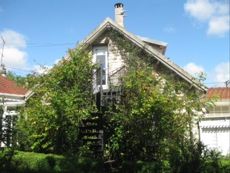 Vente maison / villa Fontenay st pere 420000€ - Photo 3