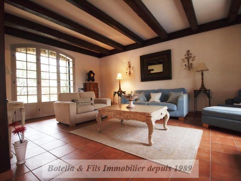 Venta  casa Uzes 435000€ - Fotografía 2