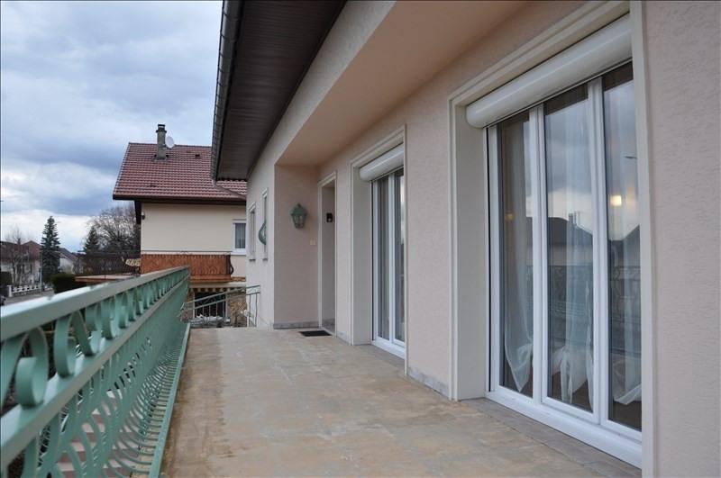 Vente maison / villa Oyonnax 264000€ - Photo 9