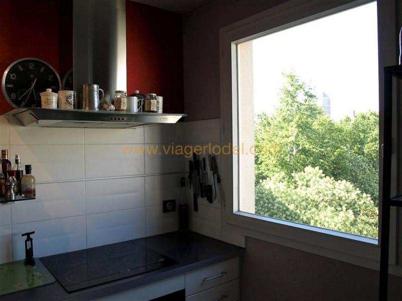 Vendita nell' vitalizio di vita appartamento Lyon 3ème 54000€ - Fotografia 6