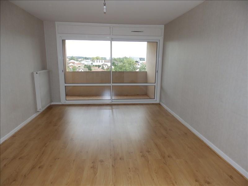 Location appartement Moulins 560€ CC - Photo 1