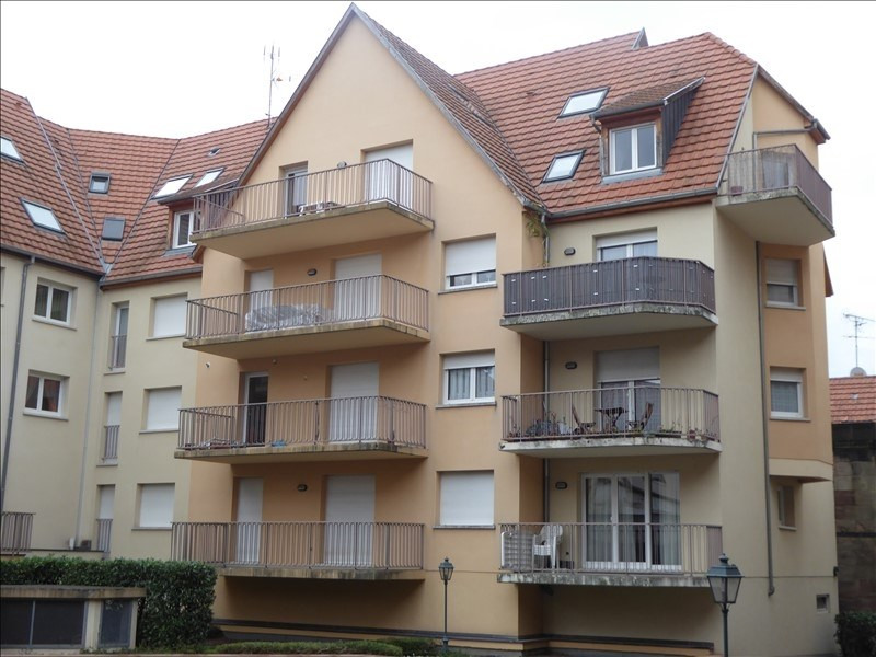 Vente appartement Saverne 129 500€ - Photo 1